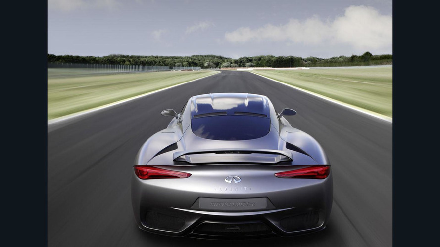 Infiniti EMERG-E prototype driving debut at Goodwood [video]