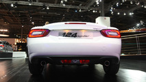 Fiat 124 Spider 2016 Mondial de l'Automobile