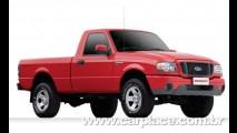 Ford Ranger Sport supera expctativas ao registrar 835 unidades vendidas