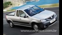 Dacia/Renault apresenta a Pick-up Logan - Modelo será fabricado no Brasil