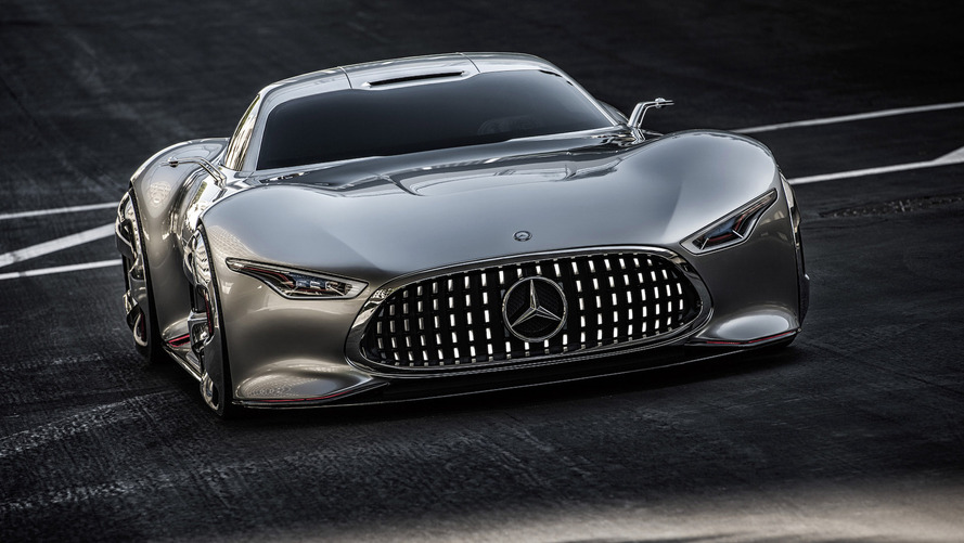 Mercedes-AMG reportedly building F1-engined hypercar