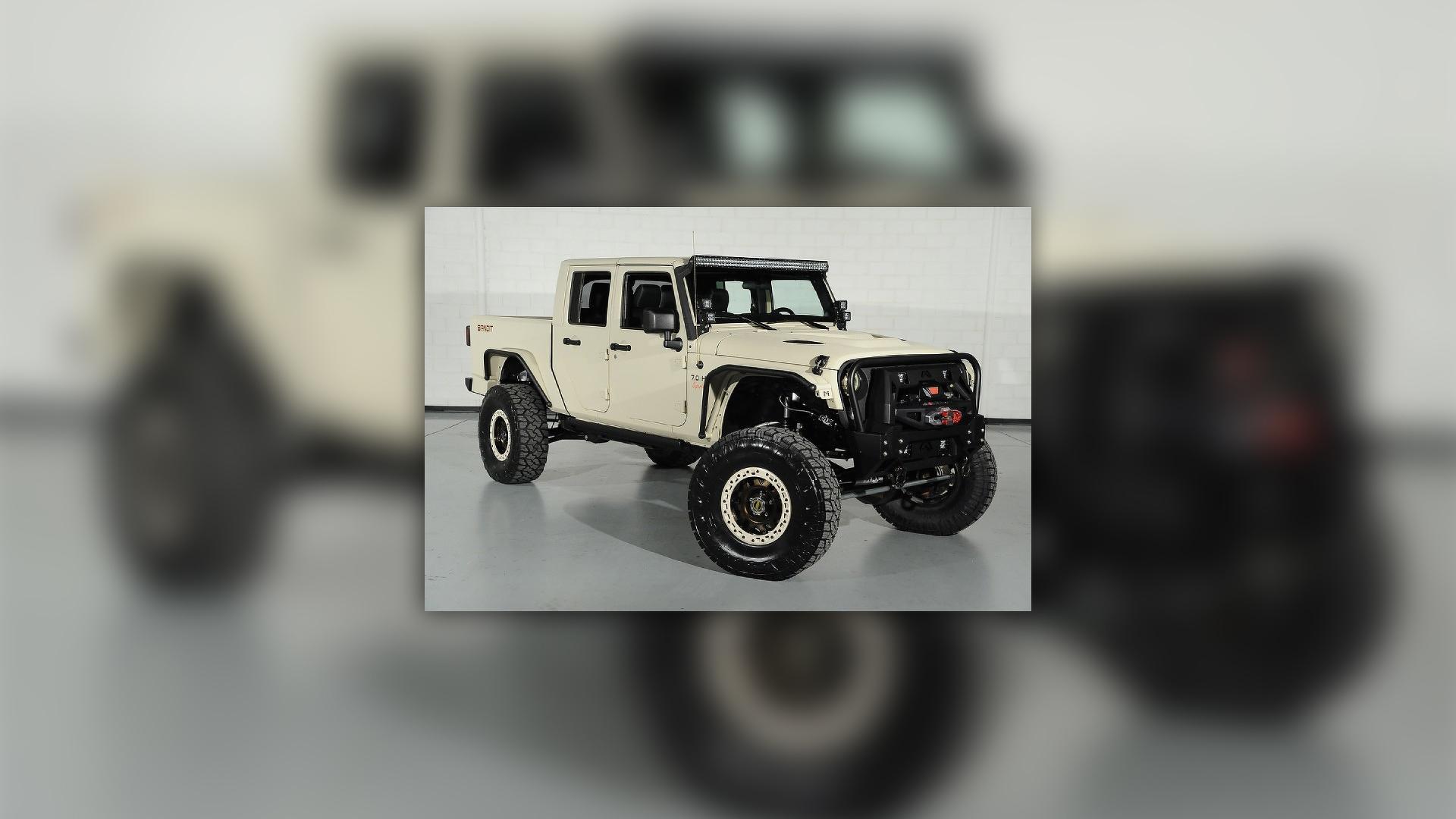 2018 jeep bandit. Perfect Jeep Inside 2018 Jeep Bandit
