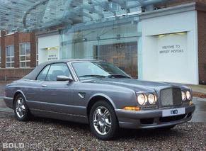 Bentley Azure Final Series