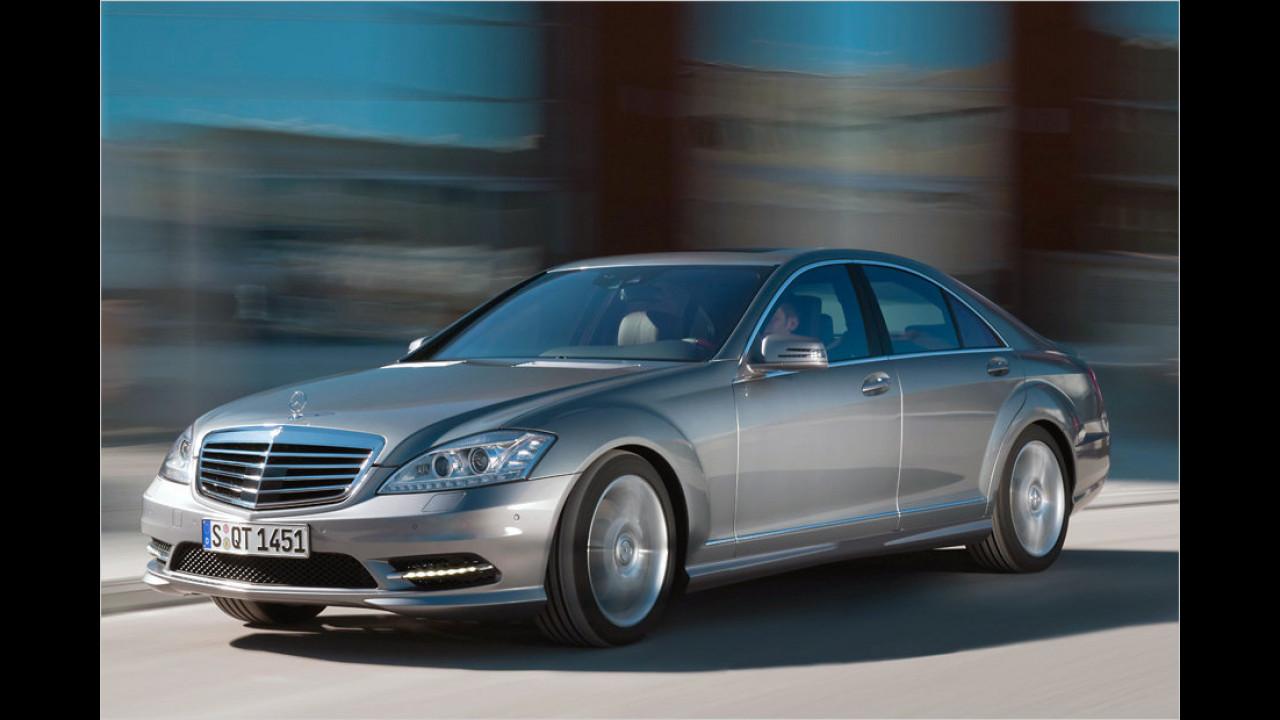 Mercedes S 500 BlueEfficiency