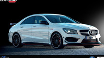 Mercedes CLA by RevoZport