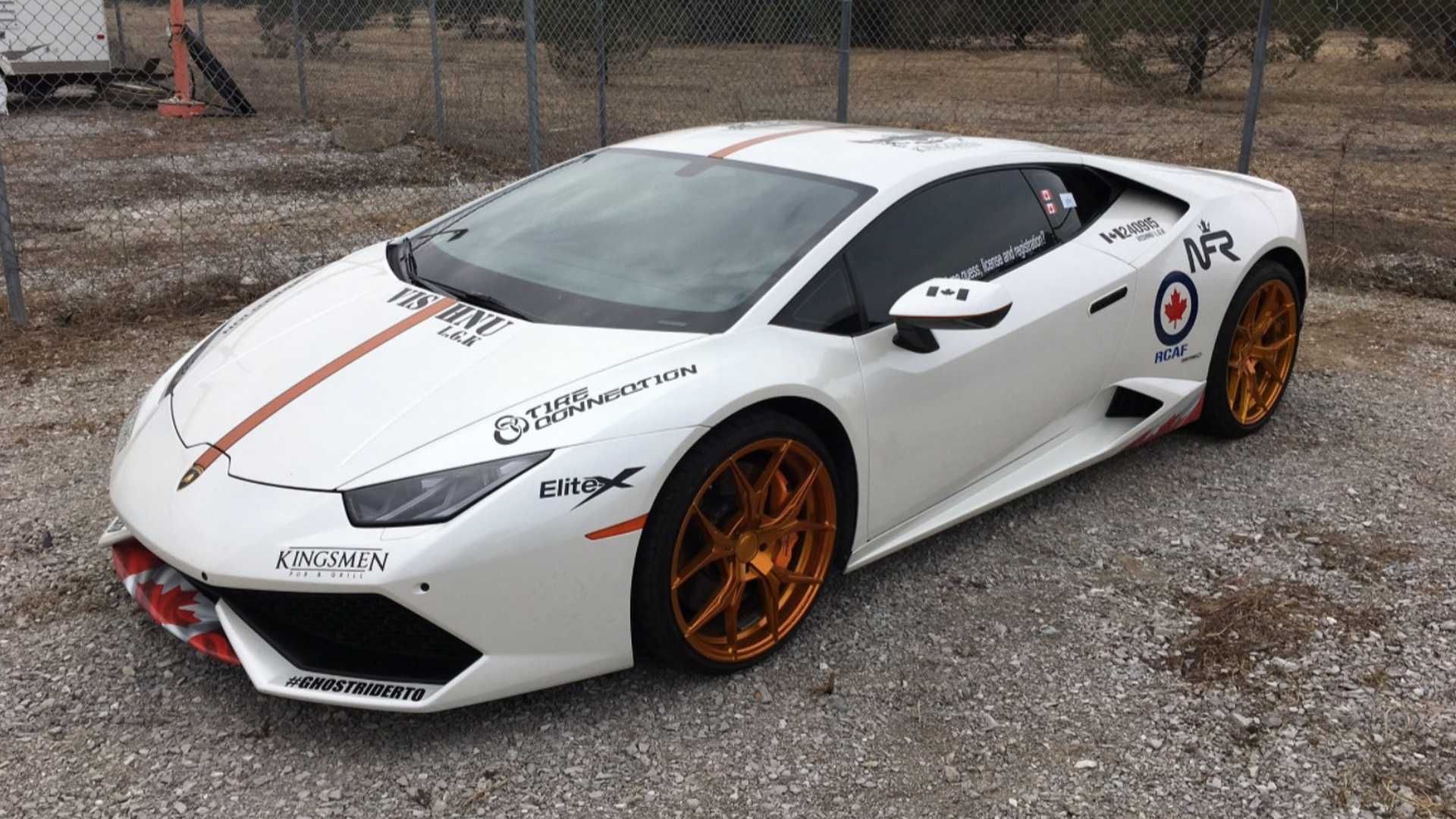 Dozen Exotic And Luxury Sports Cars Impounded For Street Racing