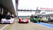 Silverstone Classic Sound Off