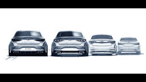 2018 Hyundai Sonata Çizimleri