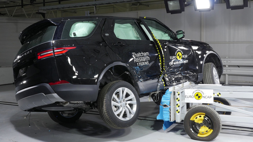 The six safest SUVs on sale as tested by Euro NCAP