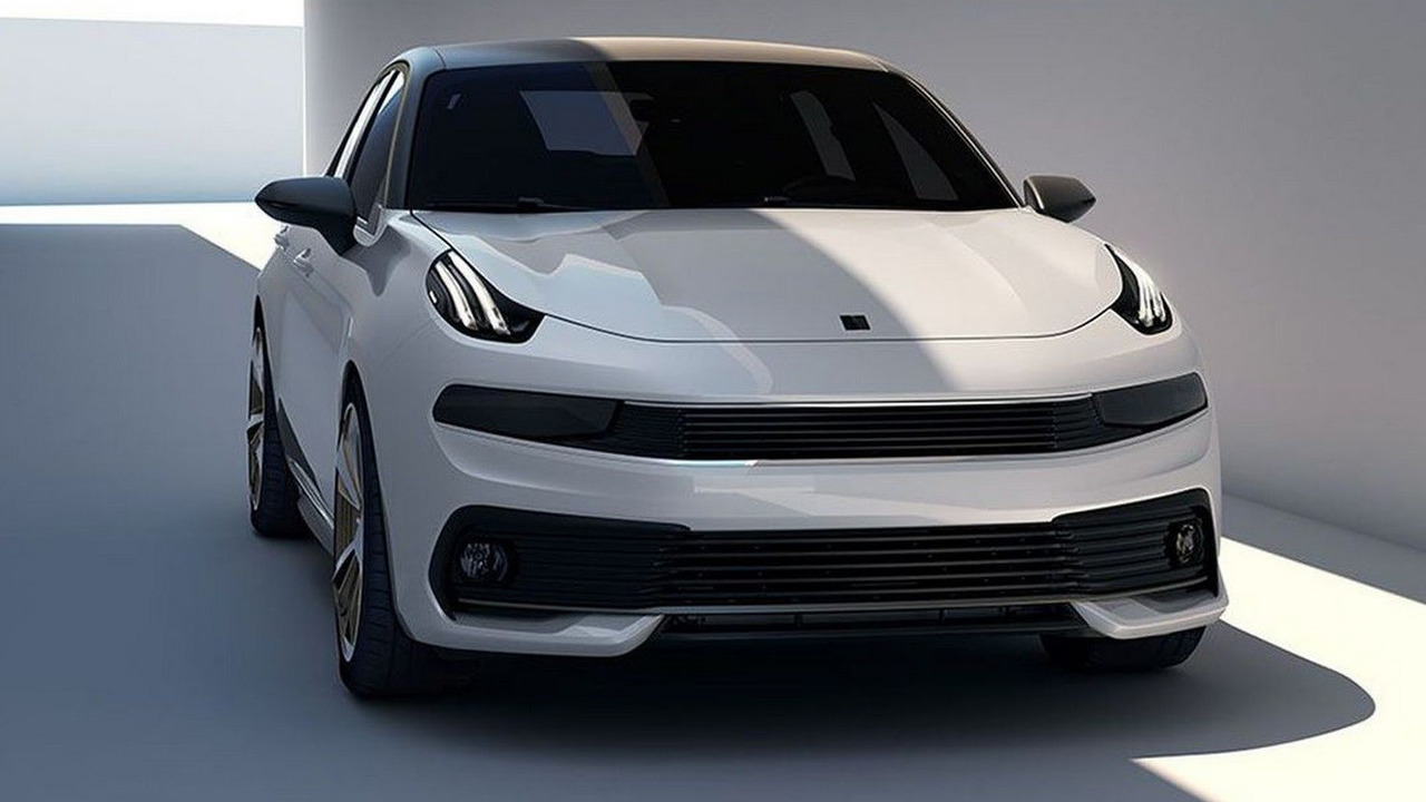 2018 - [Lynk&Co] 03 Sedan Lynk-co-03-sedan-concept