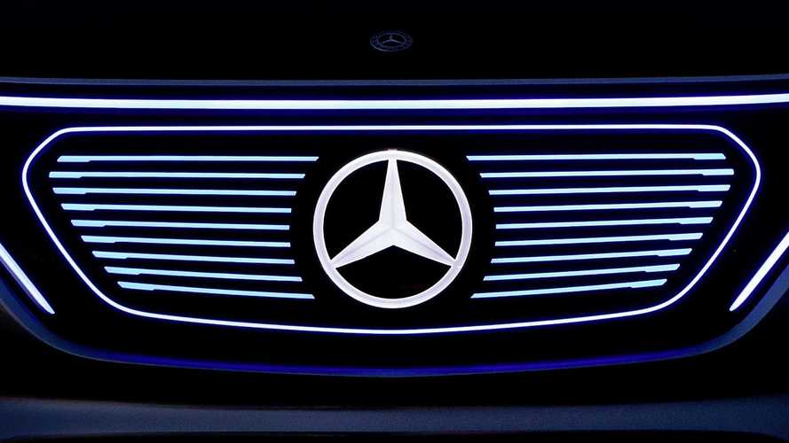 Mercedes To Preview BMW i3 Rival In Frankfurt With EQ Concept