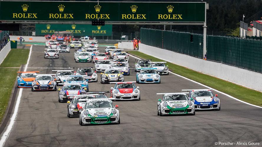 Porsche - Nos photos de la Carrera Cup, samedi à Spa