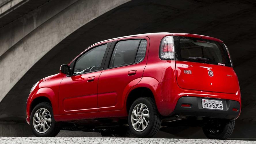 Fiat Uno 2018 é lançado com nova versão e preços mais baixos