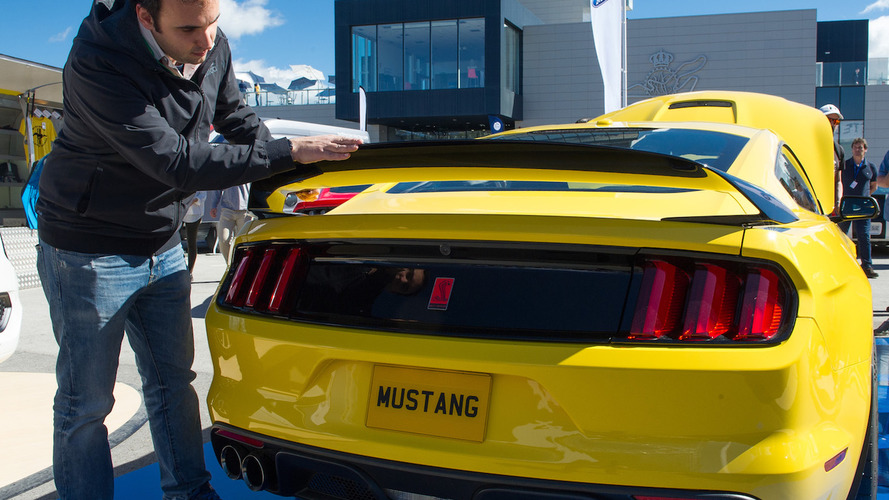 Ford Mustang Shelby GT350R 2017