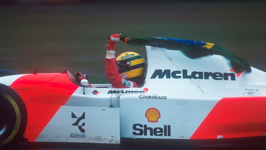 Volta mágica de Senna faz 24 anos; relembre essa e outras