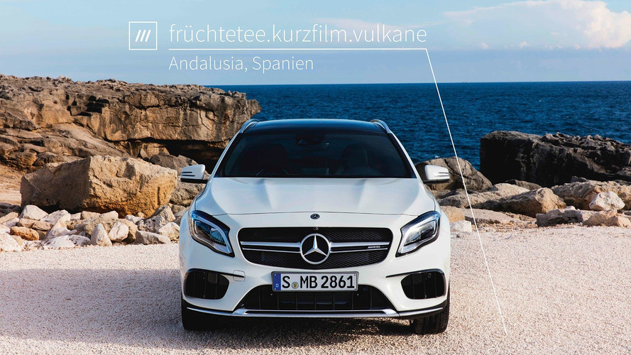 Mercedes Begins Using Strange Three-Word Address System