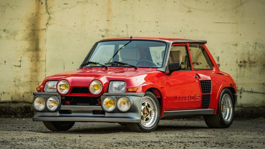 Low-Mileage Renault R5 Turbo 2 Evo Sells For Nearly Six Figures [UPDATE]