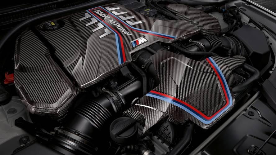 M Performance Parçalarıyla 2018 BMW M5