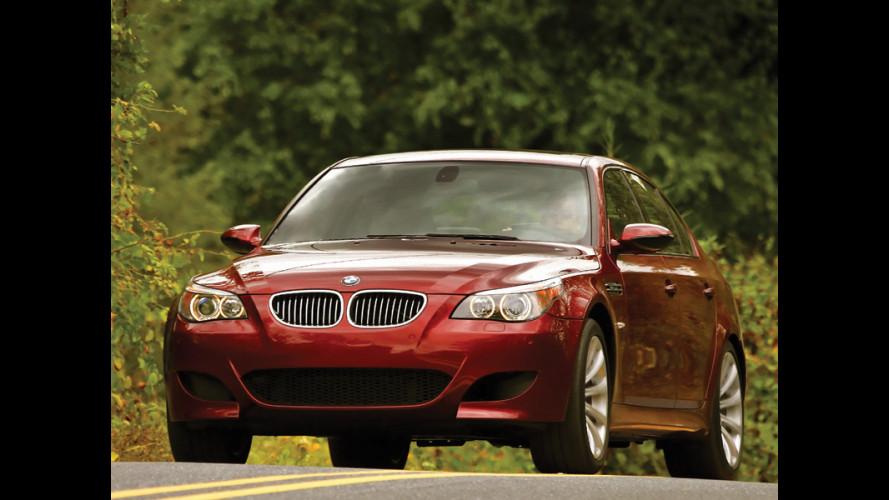 BMW Motorsport: 20 mila di questi V10!