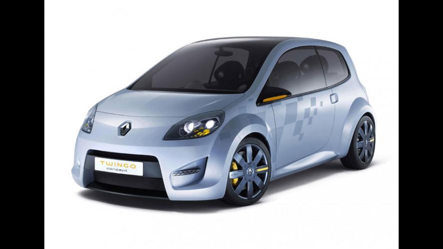 Renault Twingo è il