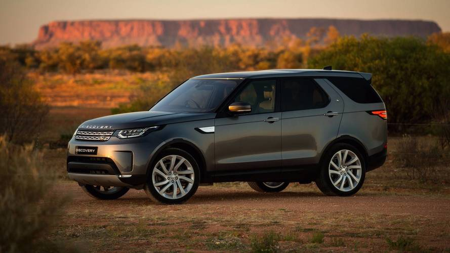 Jaguar Land Rover Moving Discovery Production To Slovakia