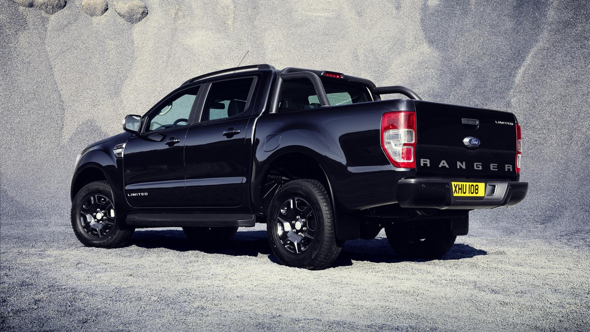 ford ranger black edition to debut at frankfurt. Black Bedroom Furniture Sets. Home Design Ideas
