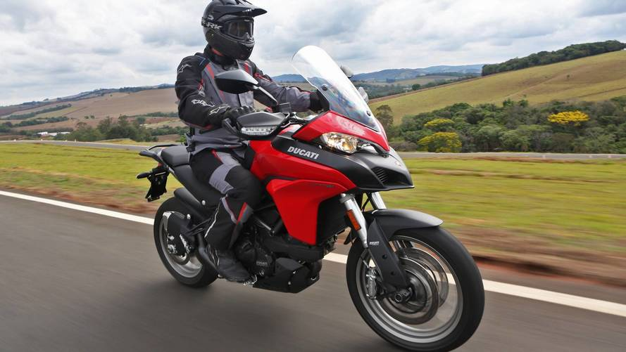 Ducati Multistrada 950 estreia no Brasil por R$ 59.900