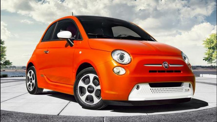 Fiat 500e: elettrica, ma non per noi