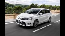 Toyota Verso restyling