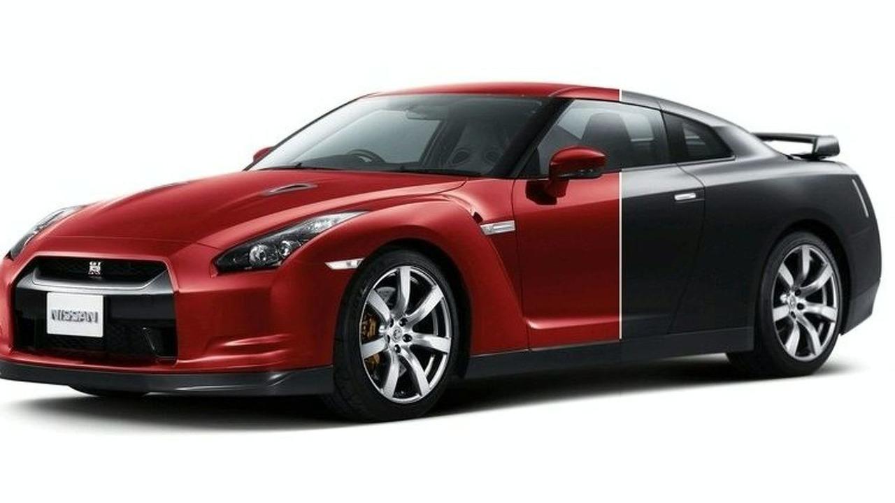 Nissan pioneering 'self-healing' paints