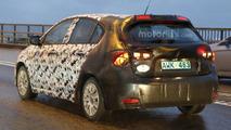 Fiat Tipo hatchback spy photo