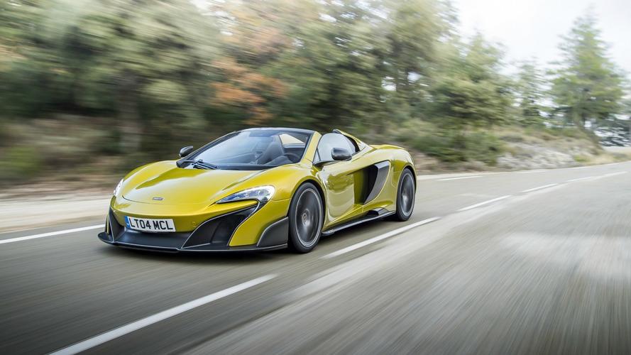McLaren soigne ses clients avec une nouvelle extension de garantie