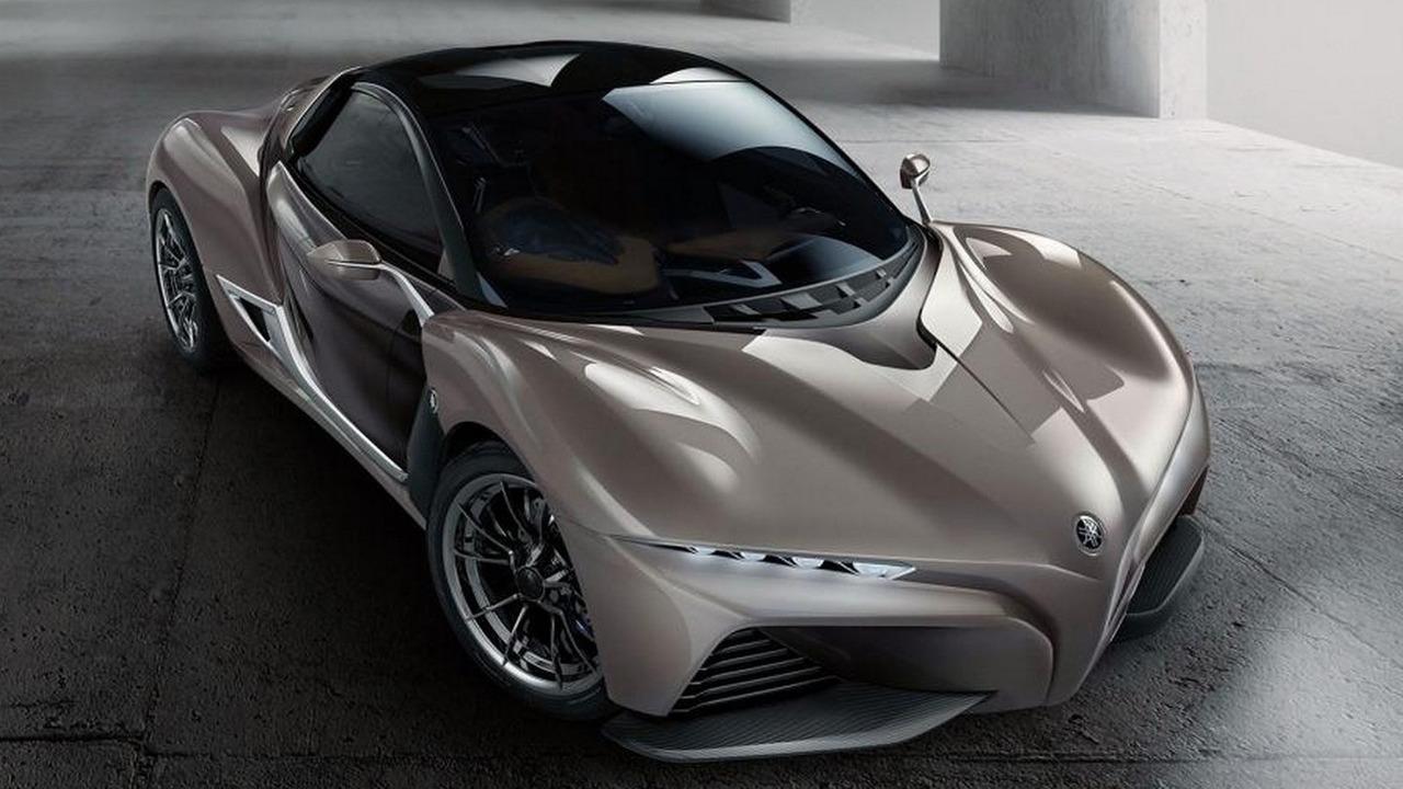 Yamaha Sports Ride Concept 2015