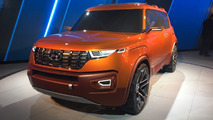 Hyundai Carlino small crossover concept unveiled at Auto Expo