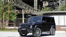 Brabus 850 6.0 Biturbo Widestar revealed for Frankfurt