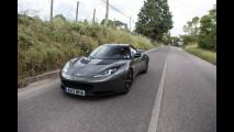 Lotus Evora S Sports Racer - Le foto della prova