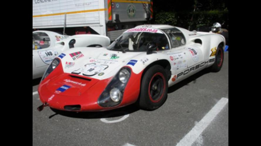 Porsche Italia alla Vernasca Silver Flag 2013 per i 50 anni della 911
