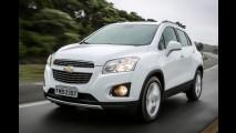Argentina: GM faz recall do Tracker para reparar falha nos cintos de segurança