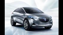 Buick poderá produzir inédito crossover compacto na China em 2012