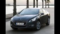 Novo visual do Peugeot 508 está quase pronto - confira