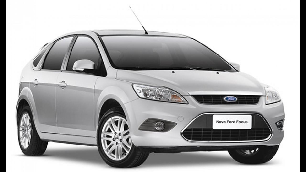 Ford anuncia Recall do Novo Focus 1.6 Sigma Flex