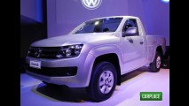 Volkswagen lança Amarok Cabine Simples no Brasil por R$ 78.990