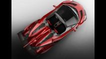 Lamborghini Veneno Roadster é sem teto que chega a 354 km/h