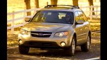 Recall: Freio faz Subaru convocar Legacy e Outback nos EUA