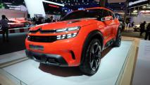 Salão do Automóvel: primo do 3008, novo SUV da Citroën aparece como Aircross Concept