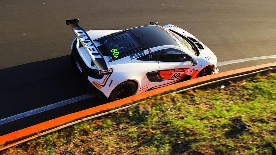McLaren 650S Bathurst