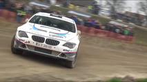 2016 - BMW Série 6 E63 rallye