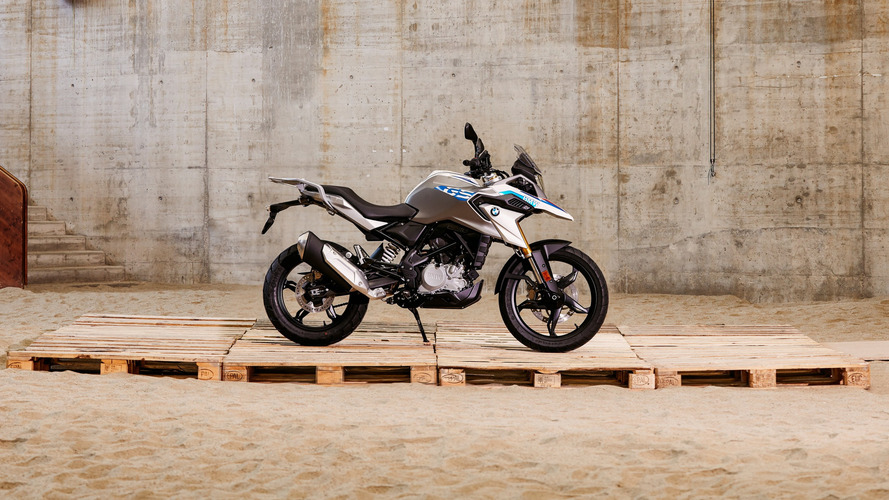 2017 BMW G 310 GS joins the lightweight ADV legion