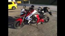 Garagem MOTO#3: pneu furado, passeio frustrado...