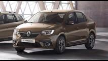 Novos Renault Sandero e Logan 2017 são revelados com LED e assistente de partida em rampa